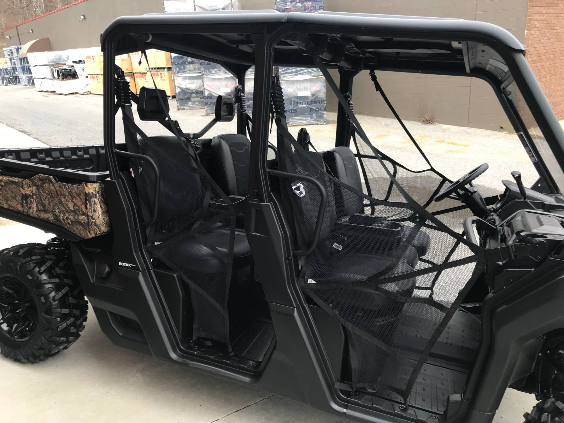 2018 Can-Am Defender MAX XT HD8 in Tyrone, Pennsylvania - Photo 6