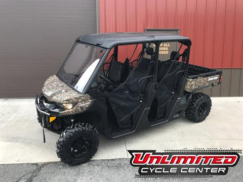 2018 Can-Am Defender MAX XT HD8 in Tyrone, Pennsylvania - Photo 1