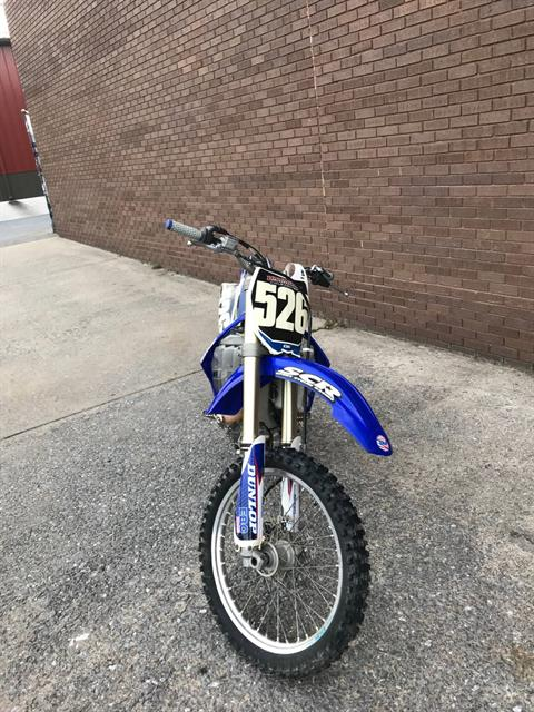2008 Yamaha YZ250F in Tyrone, Pennsylvania