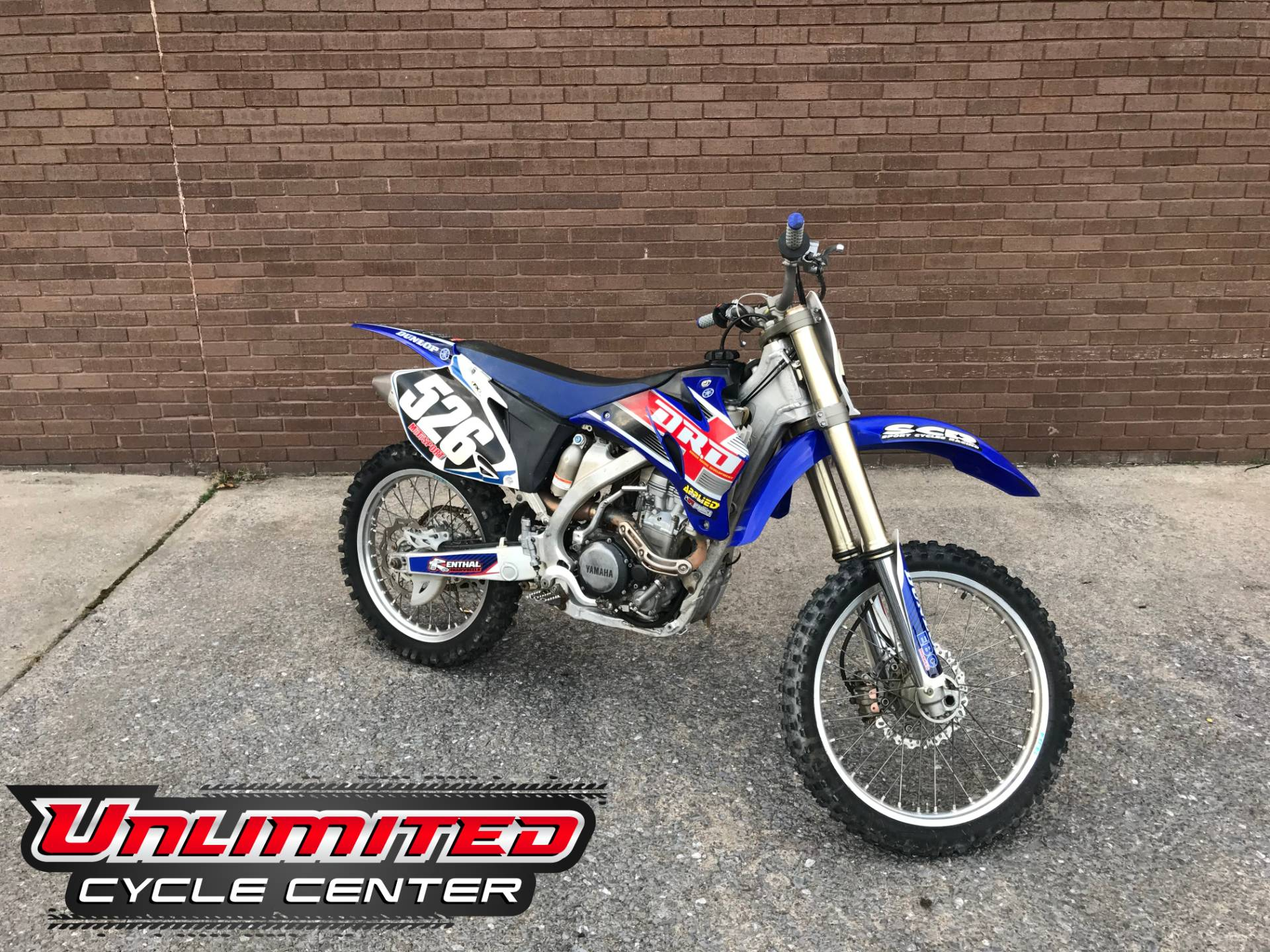 2008 Yamaha YZ250F in Tyrone, Pennsylvania - Photo 1