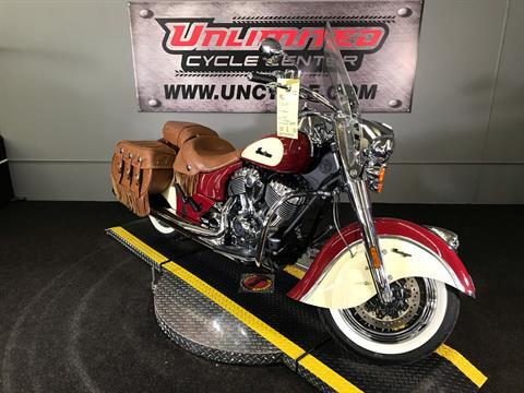 2017 Indian Chief® Vintage in Tyrone, Pennsylvania - Photo 1