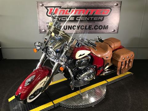 2017 Indian Chief® Vintage in Tyrone, Pennsylvania - Photo 8