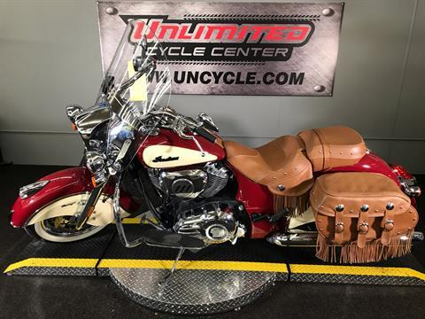 2017 Indian Chief® Vintage in Tyrone, Pennsylvania - Photo 9