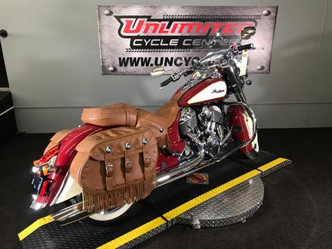 2017 Indian Chief® Vintage in Tyrone, Pennsylvania - Photo 16
