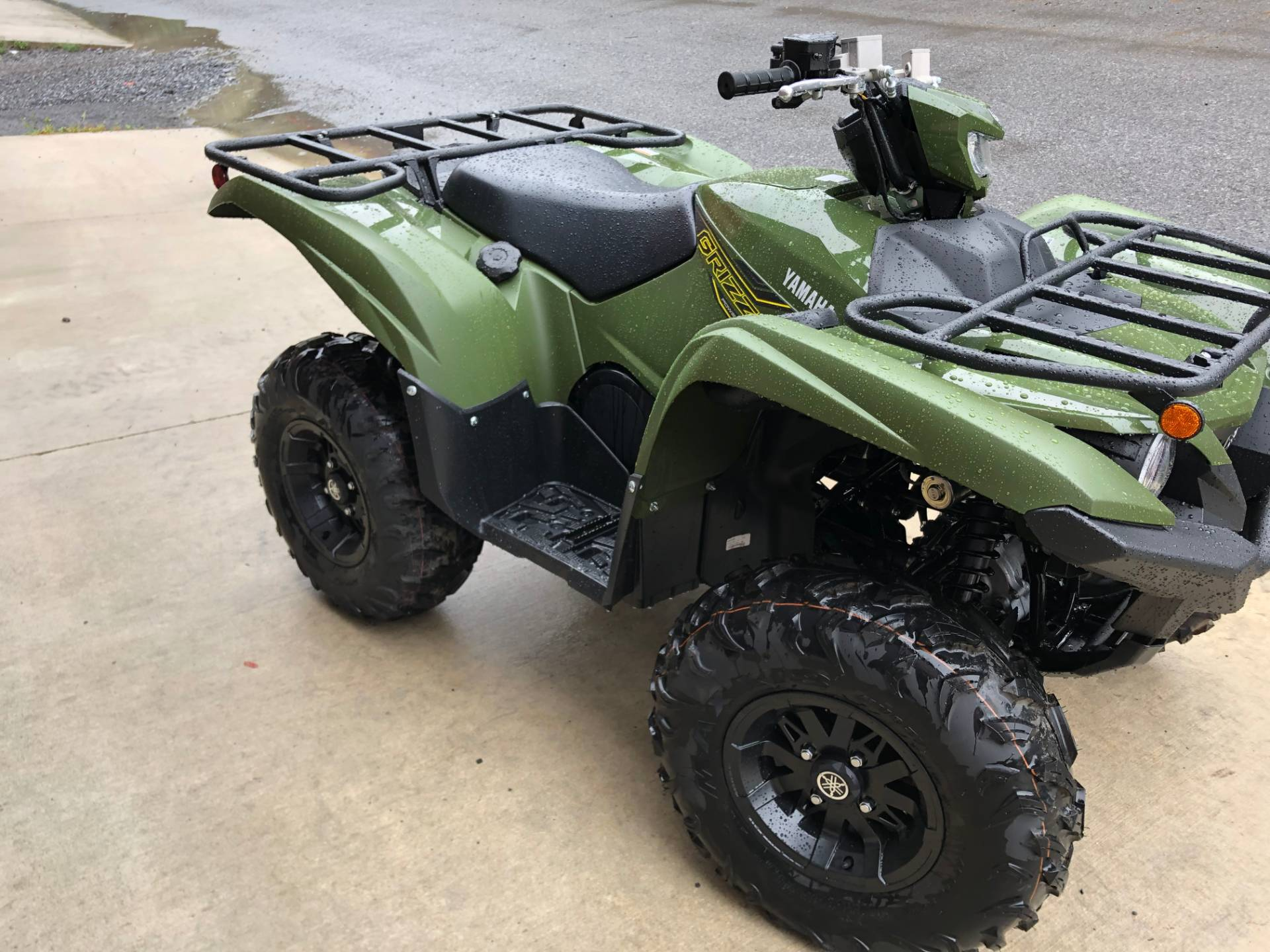 2020 Yamaha Grizzly EPS in Tyrone, Pennsylvania - Photo 3