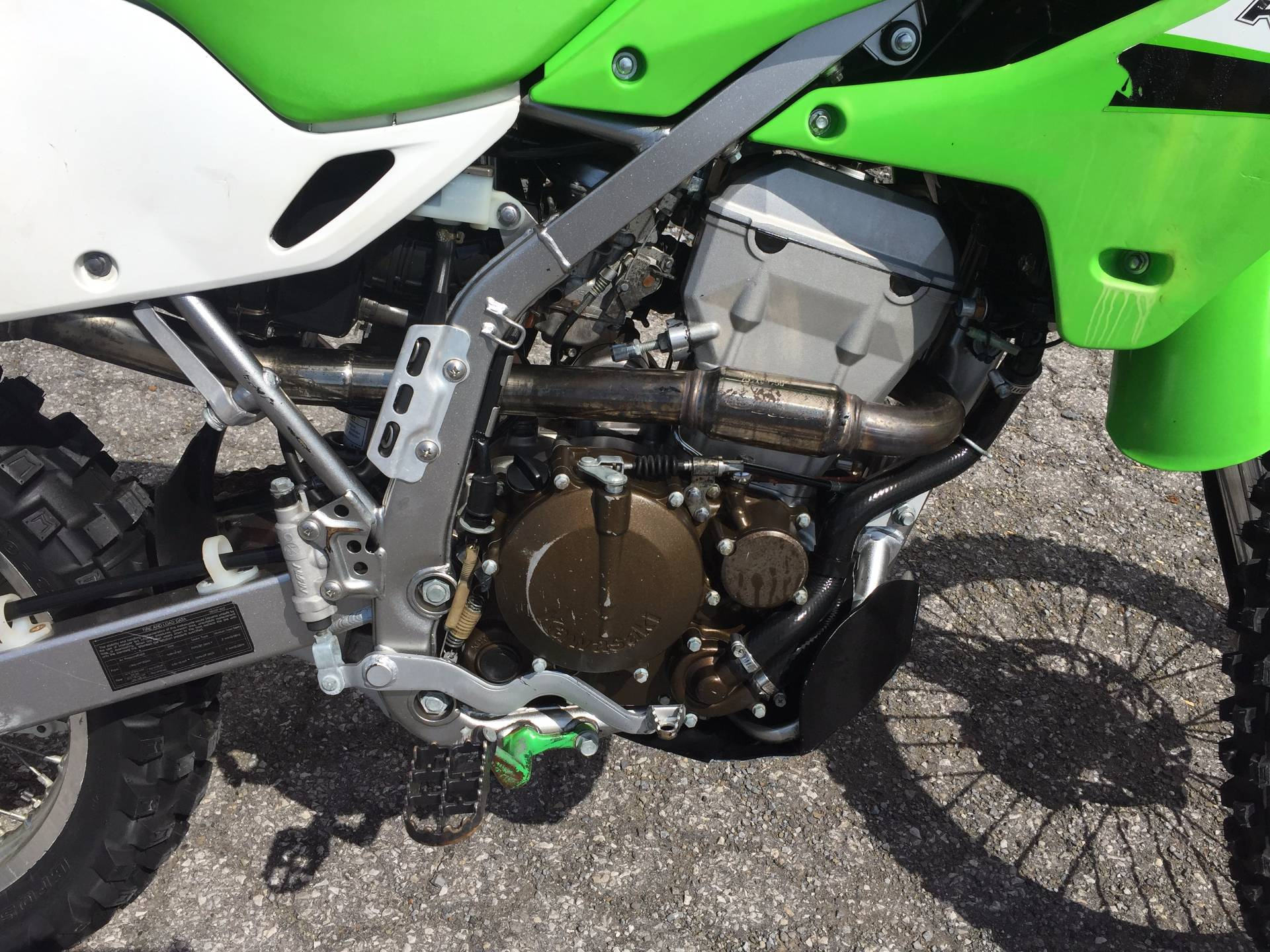 2006 Kawasaki KLX250S in Tyrone, Pennsylvania