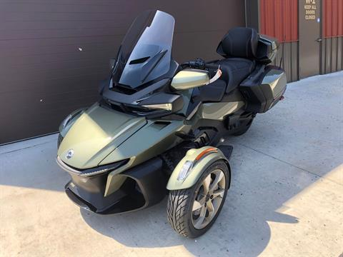 2021 Can-Am Spyder RT Sea-to-Sky in Tyrone, Pennsylvania - Photo 1