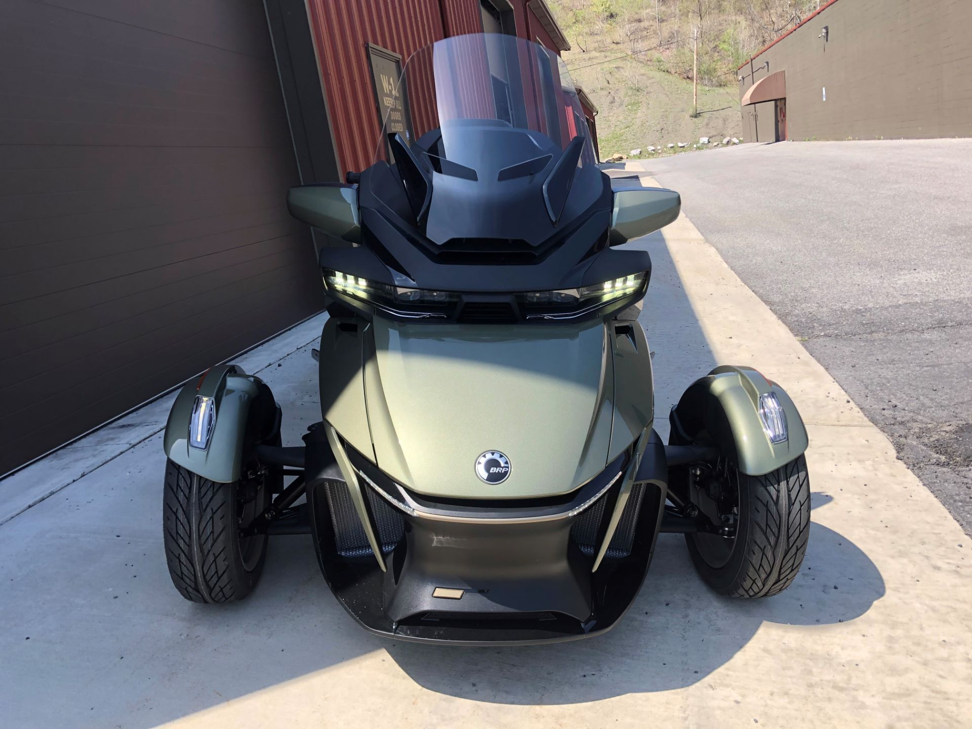 2021 Can-Am Spyder RT Sea-to-Sky in Tyrone, Pennsylvania - Photo 3