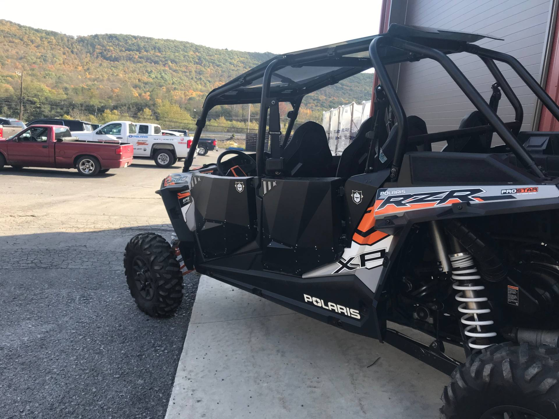2018 Polaris RZR XP 4 Turbo EPS in Tyrone, Pennsylvania - Photo 8