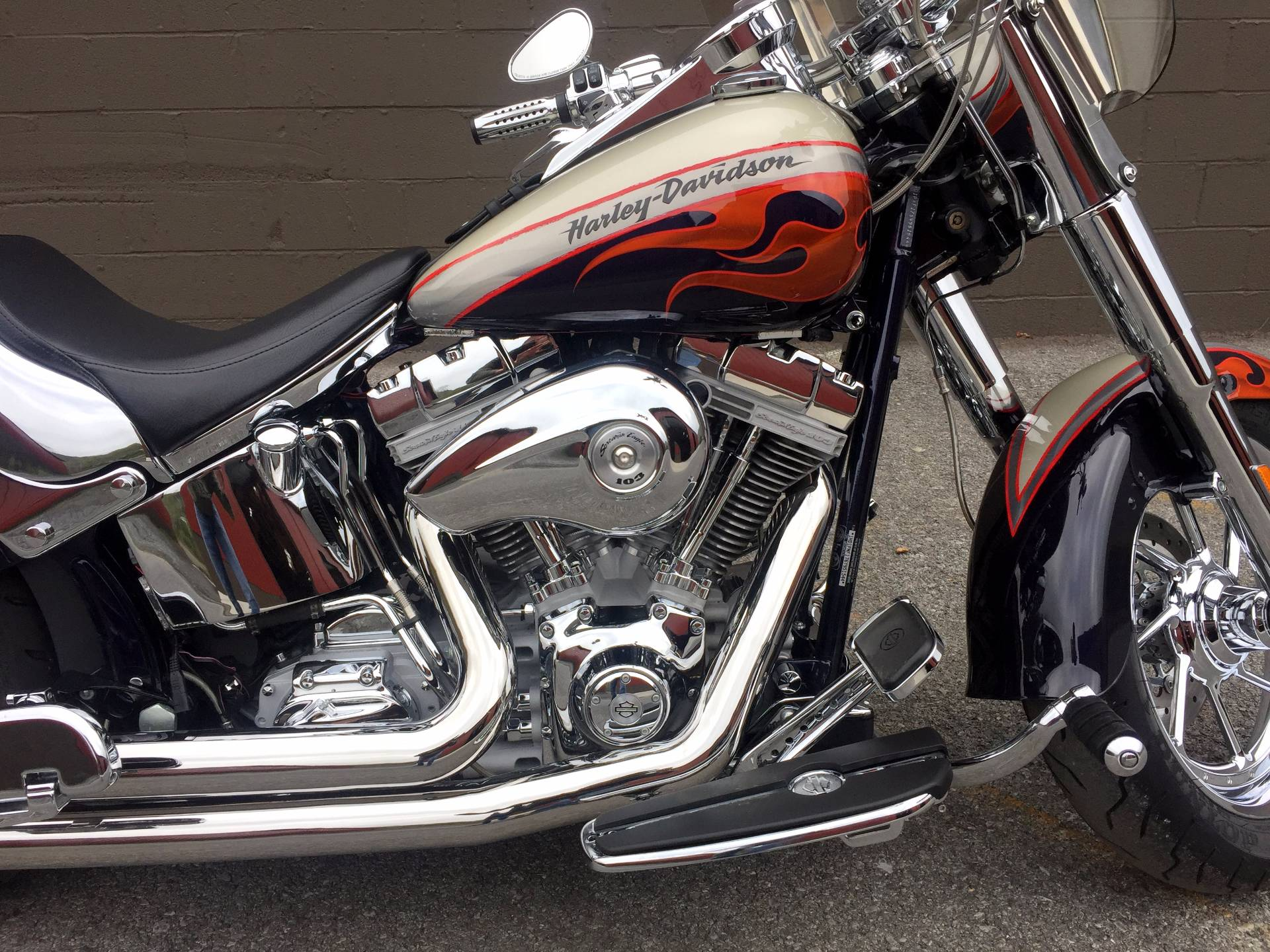 2006 Harley-Davidson CVO™ Screamin' Eagle® Fat Boy® in Tyrone, Pennsylvania