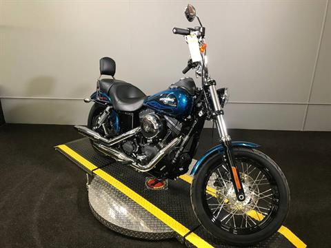 2016 Harley-Davidson Street Bob® in Tyrone, Pennsylvania - Photo 4