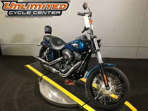 2016 Harley-Davidson Street Bob® in Tyrone, Pennsylvania - Photo 1
