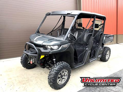 2020 Can-Am Defender MAX Lone Star HD10 in Tyrone, Pennsylvania - Photo 1