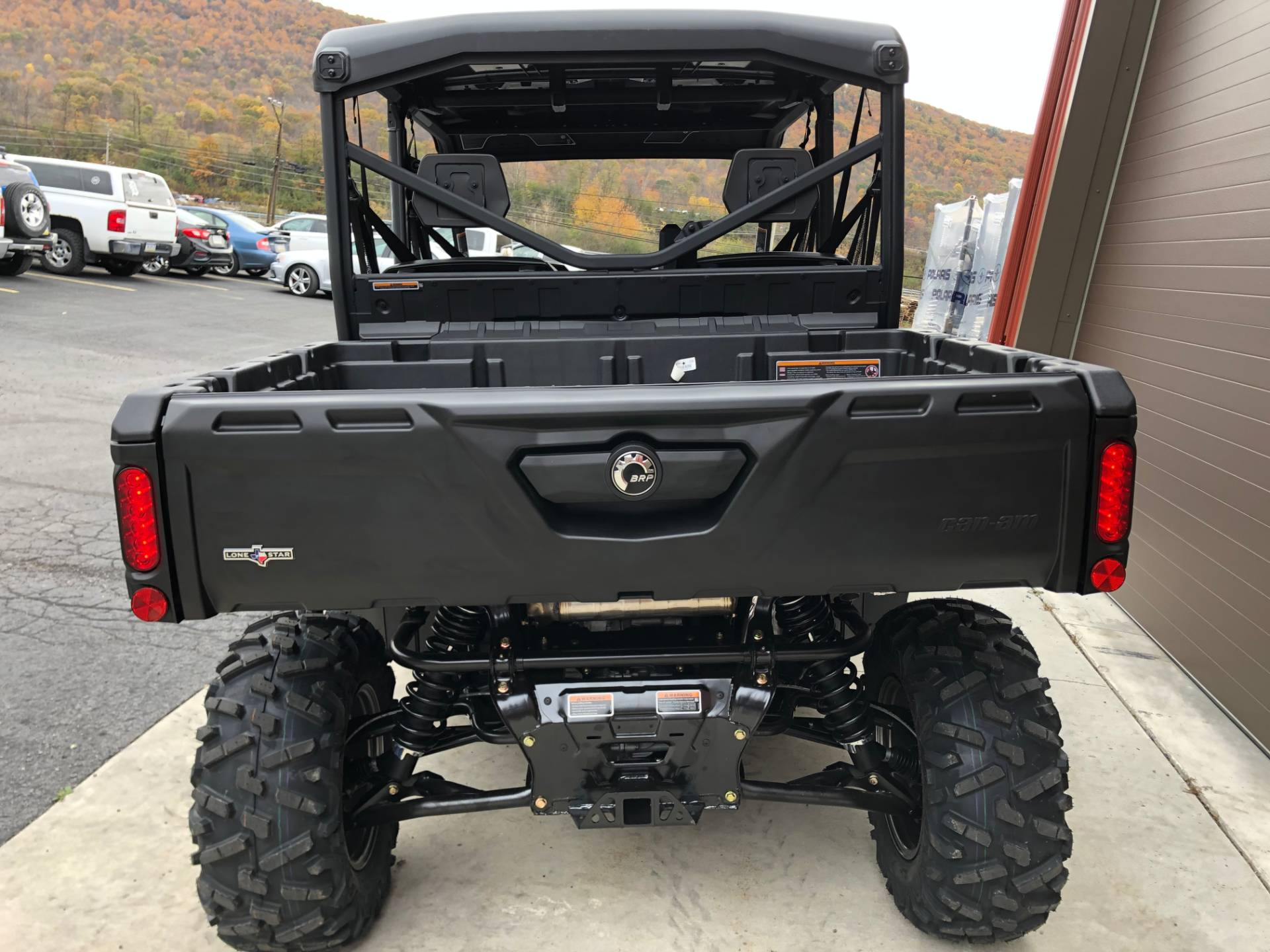 2020 Can-Am Defender MAX Lone Star HD10 in Tyrone, Pennsylvania - Photo 7