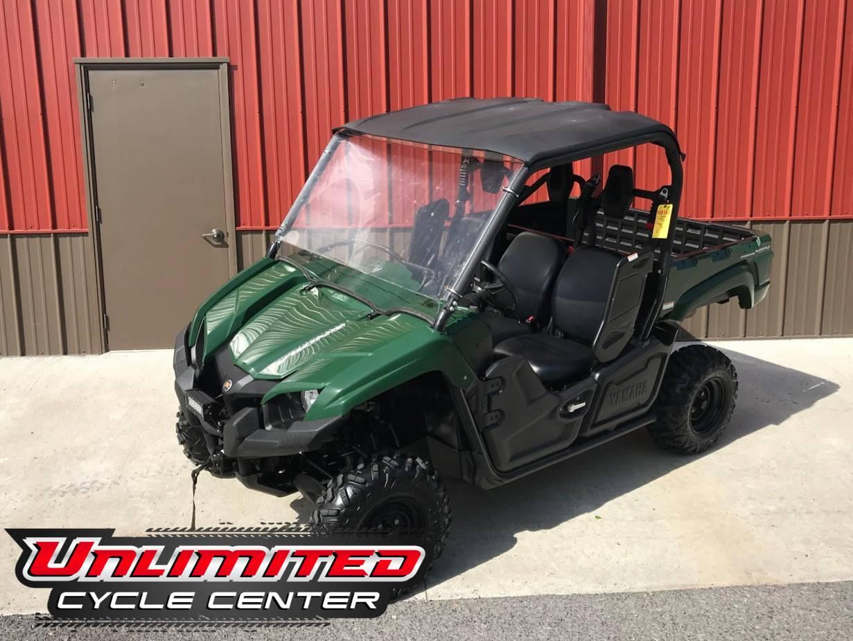 2016 Yamaha Viking Utility Vehicles Tyrone Pennsylvania