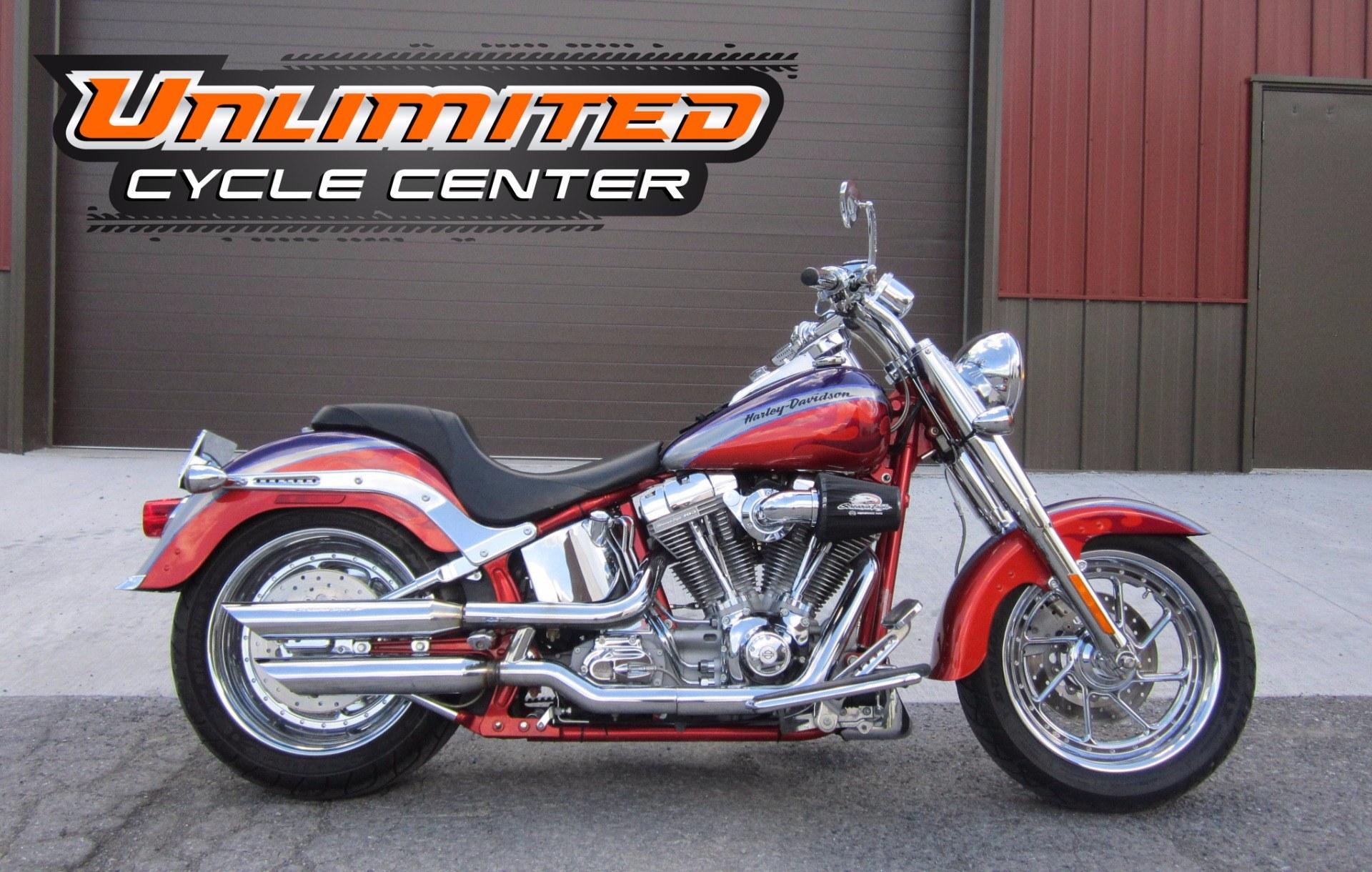 2006 Harley-Davidson CVO™ Screamin' Eagle® Fat Boy® in Tyrone, Pennsylvania