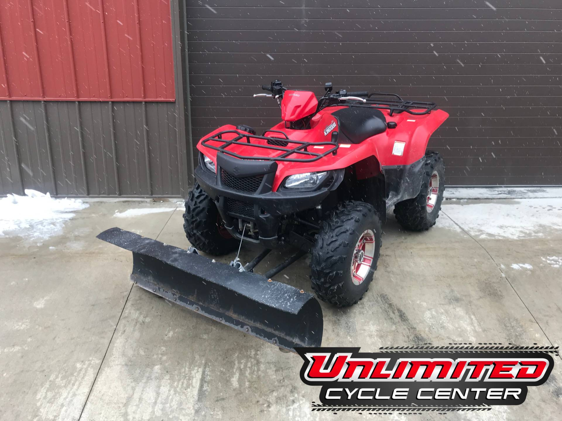 2008 Suzuki KingQuad® 450AXi 4x4 in Tyrone, Pennsylvania - Photo 1