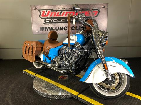 2018 Indian Chief® Vintage ABS in Tyrone, Pennsylvania - Photo 1