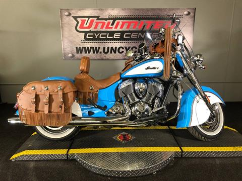 2018 Indian Chief® Vintage ABS in Tyrone, Pennsylvania - Photo 2