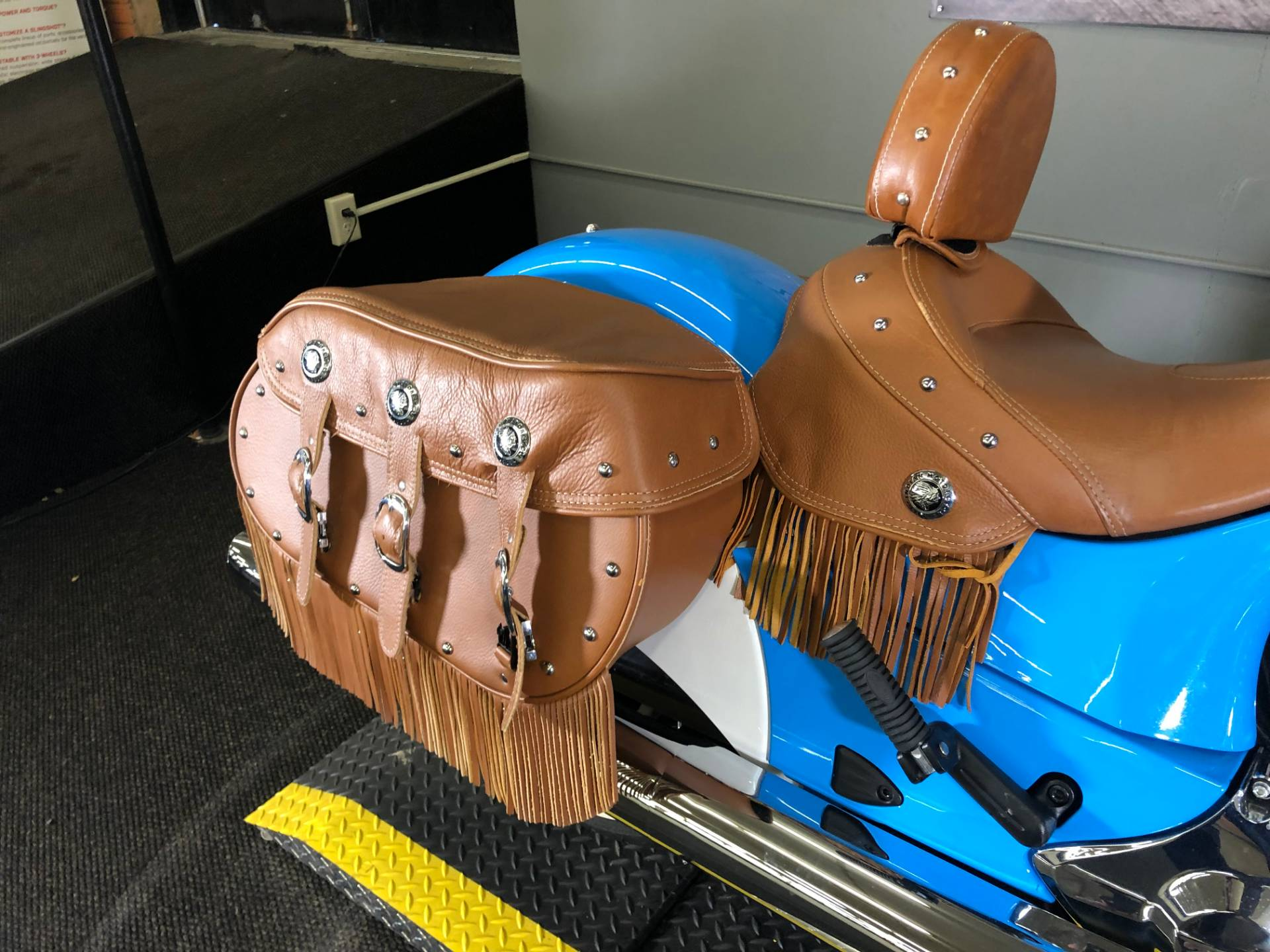 2018 Indian Chief® Vintage ABS in Tyrone, Pennsylvania - Photo 5
