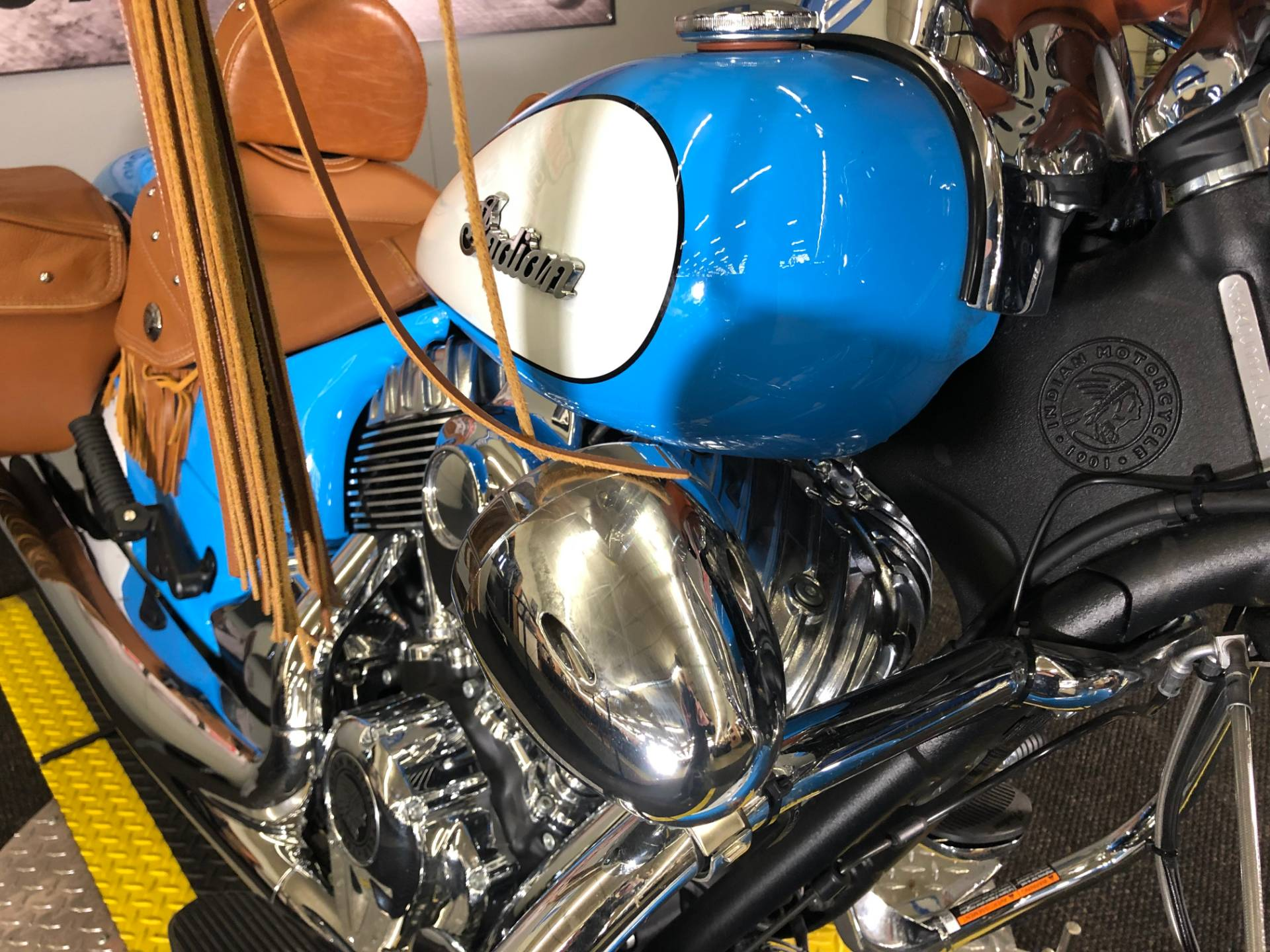 2018 Indian Chief® Vintage ABS in Tyrone, Pennsylvania - Photo 9