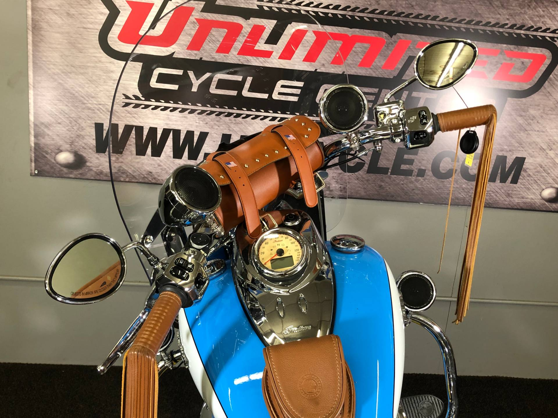 2018 Indian Chief® Vintage ABS in Tyrone, Pennsylvania - Photo 18