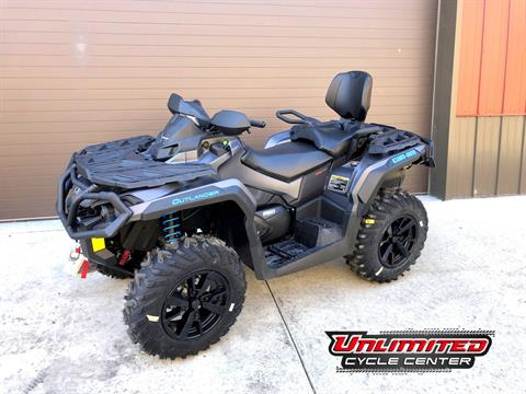 2020 Can-Am Outlander MAX XT 650 in Tyrone, Pennsylvania - Photo 1