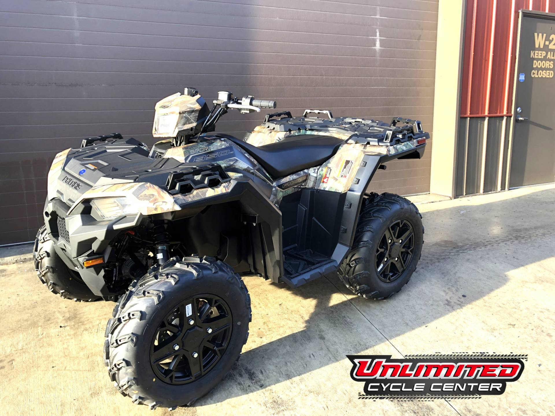 2020 Polaris Sportsman 850 Premium in Tyrone, Pennsylvania - Photo 1