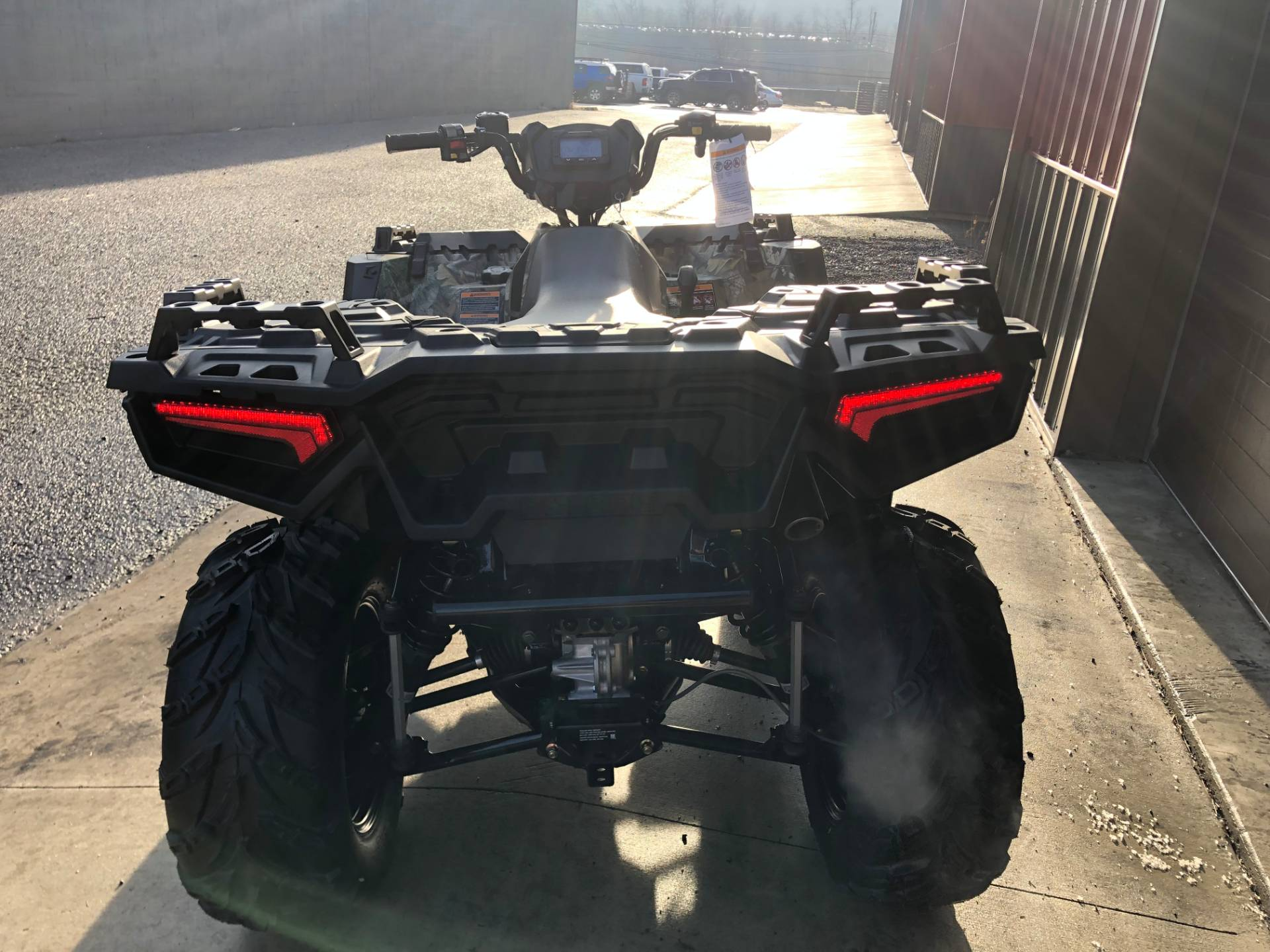 2020 Polaris Sportsman 850 Premium in Tyrone, Pennsylvania - Photo 2