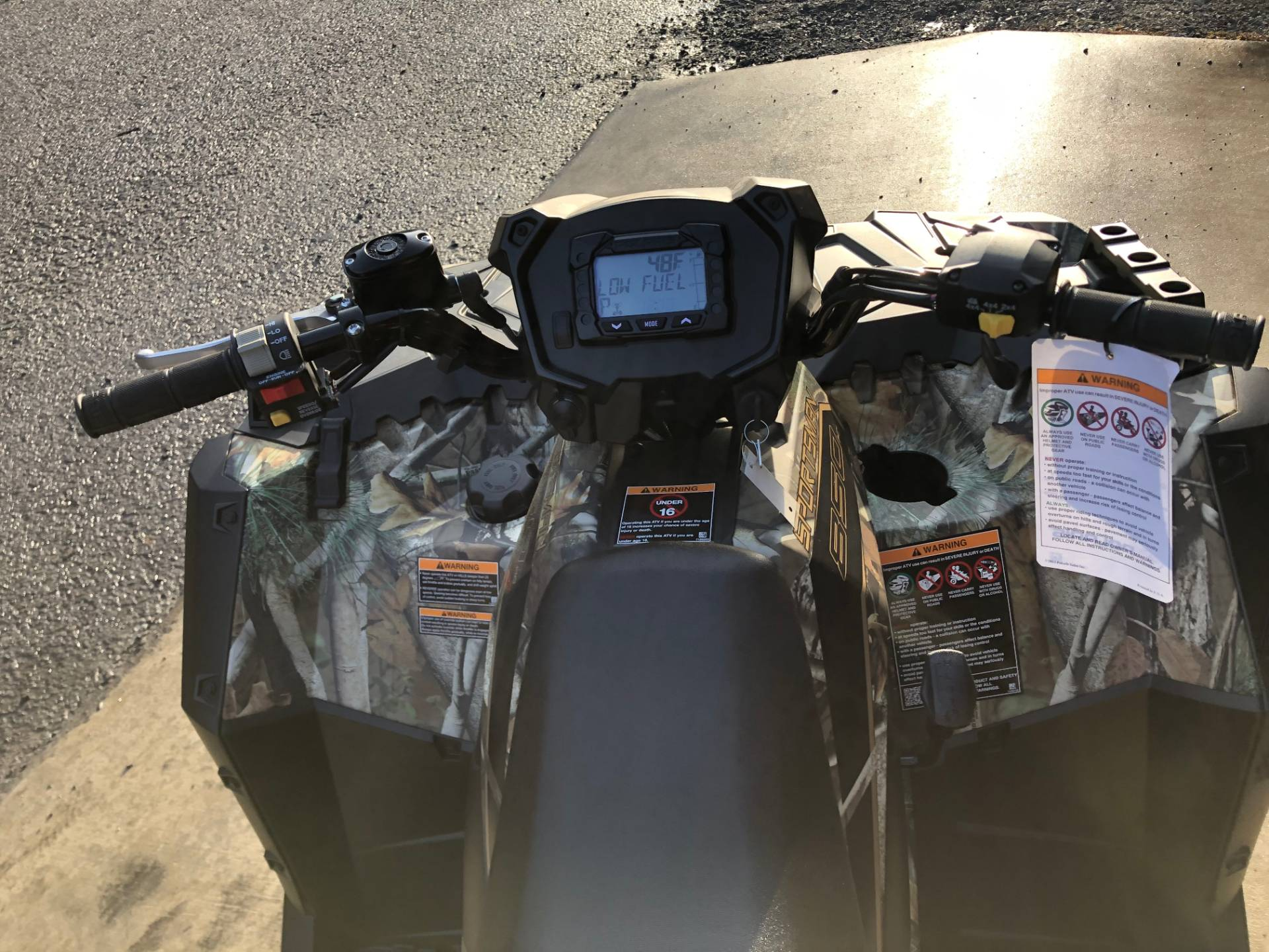 2020 Polaris Sportsman 850 Premium in Tyrone, Pennsylvania - Photo 6