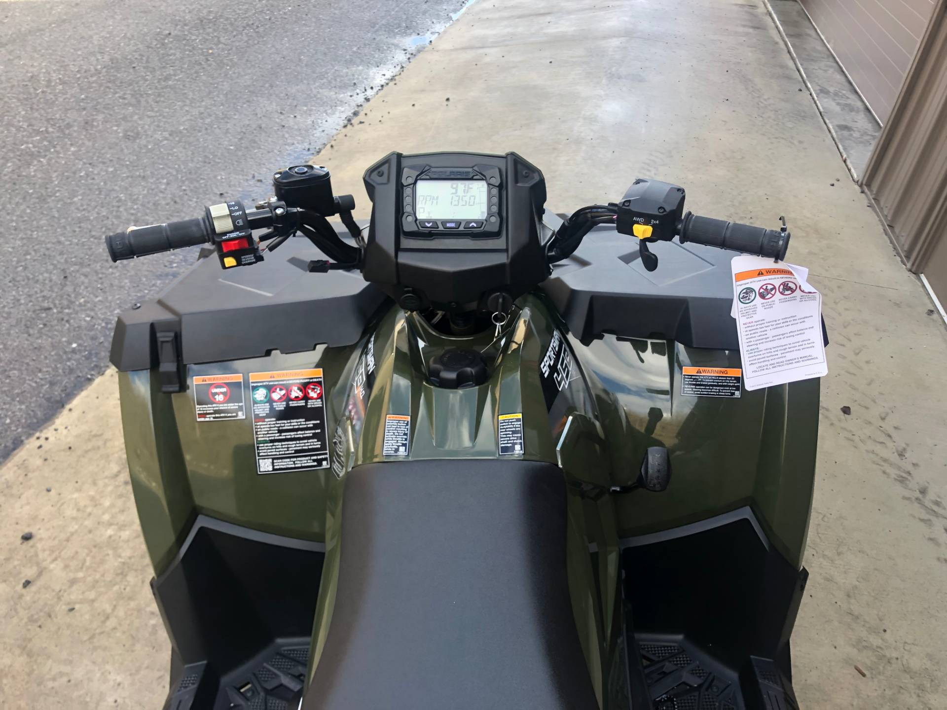 2020 Polaris Sportsman 450 H.O. in Tyrone, Pennsylvania - Photo 6