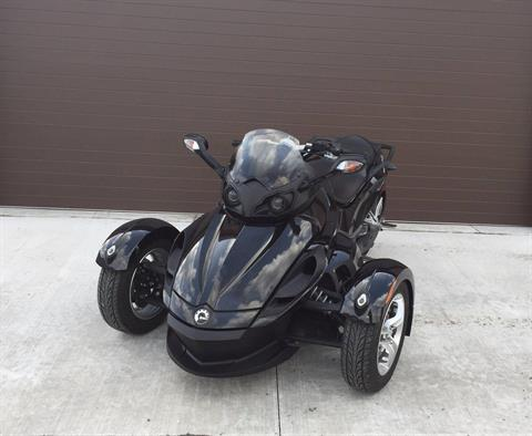 2012 Can-Am Spyder® RS SM5 in Tyrone, Pennsylvania