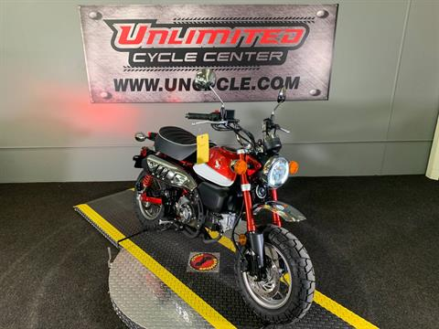 2020 Honda Monkey ABS in Tyrone, Pennsylvania - Photo 1