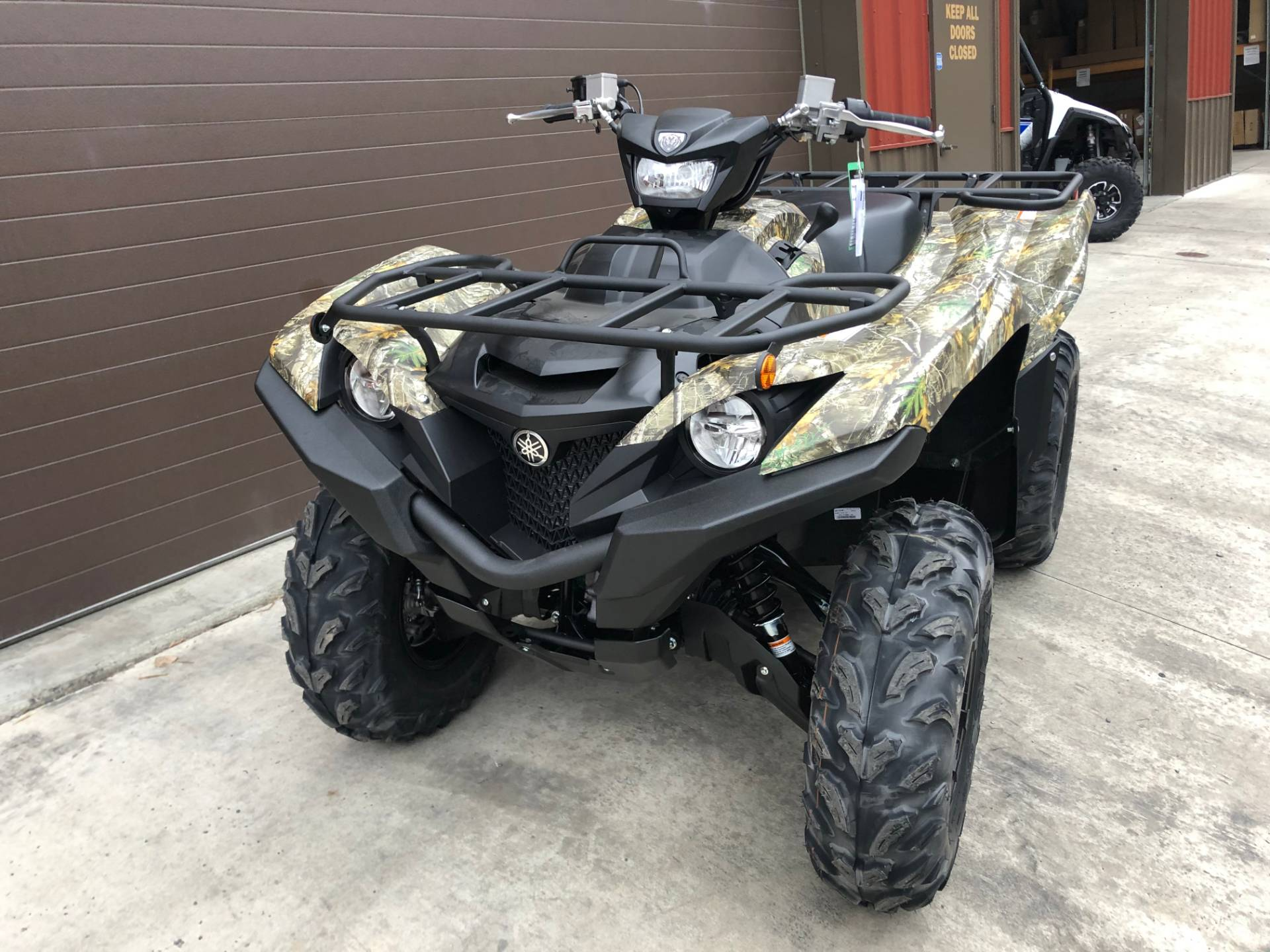 2020 Yamaha Grizzly EPS in Tyrone, Pennsylvania - Photo 2