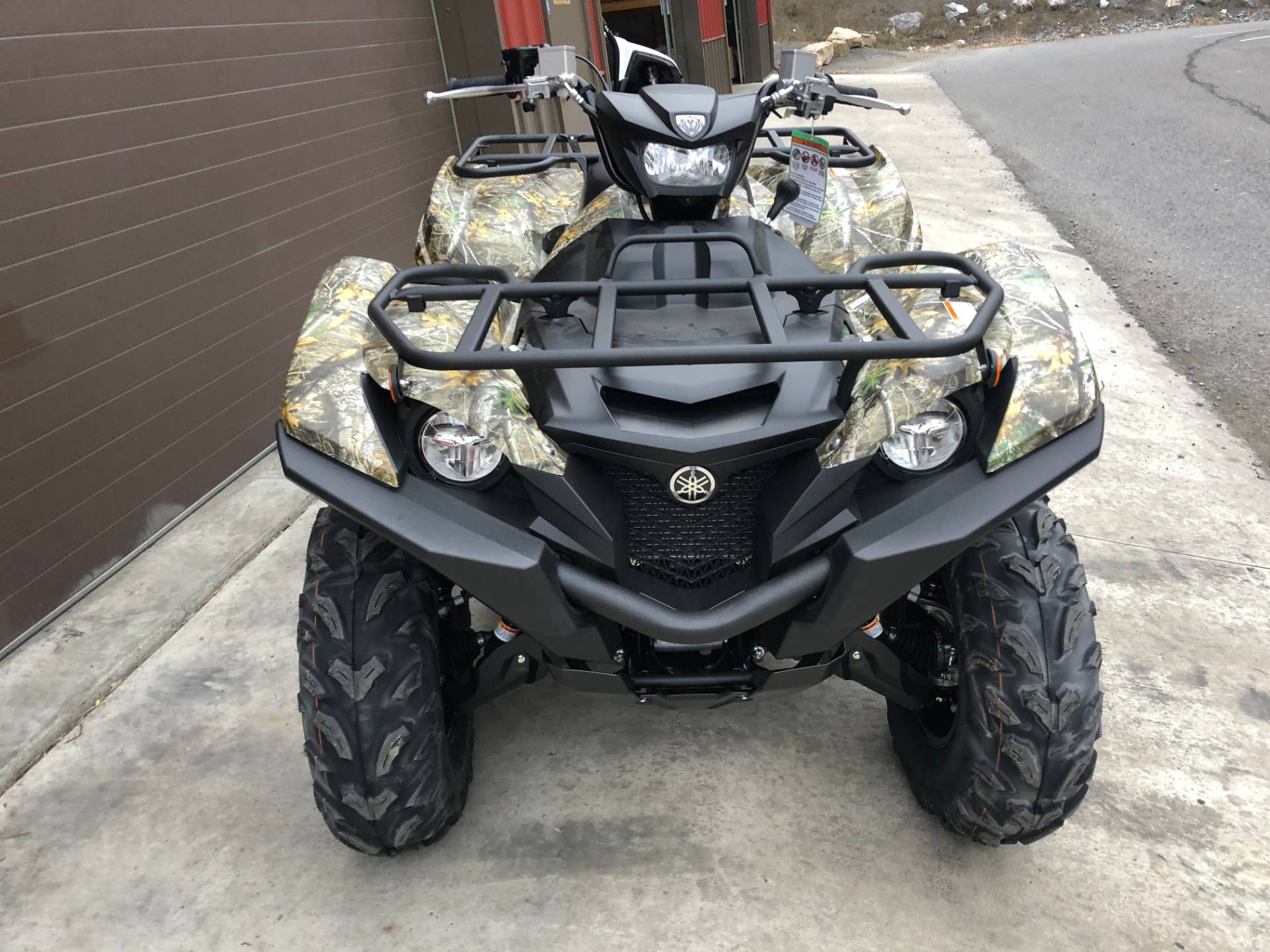 2020 Yamaha Grizzly EPS in Tyrone, Pennsylvania - Photo 4