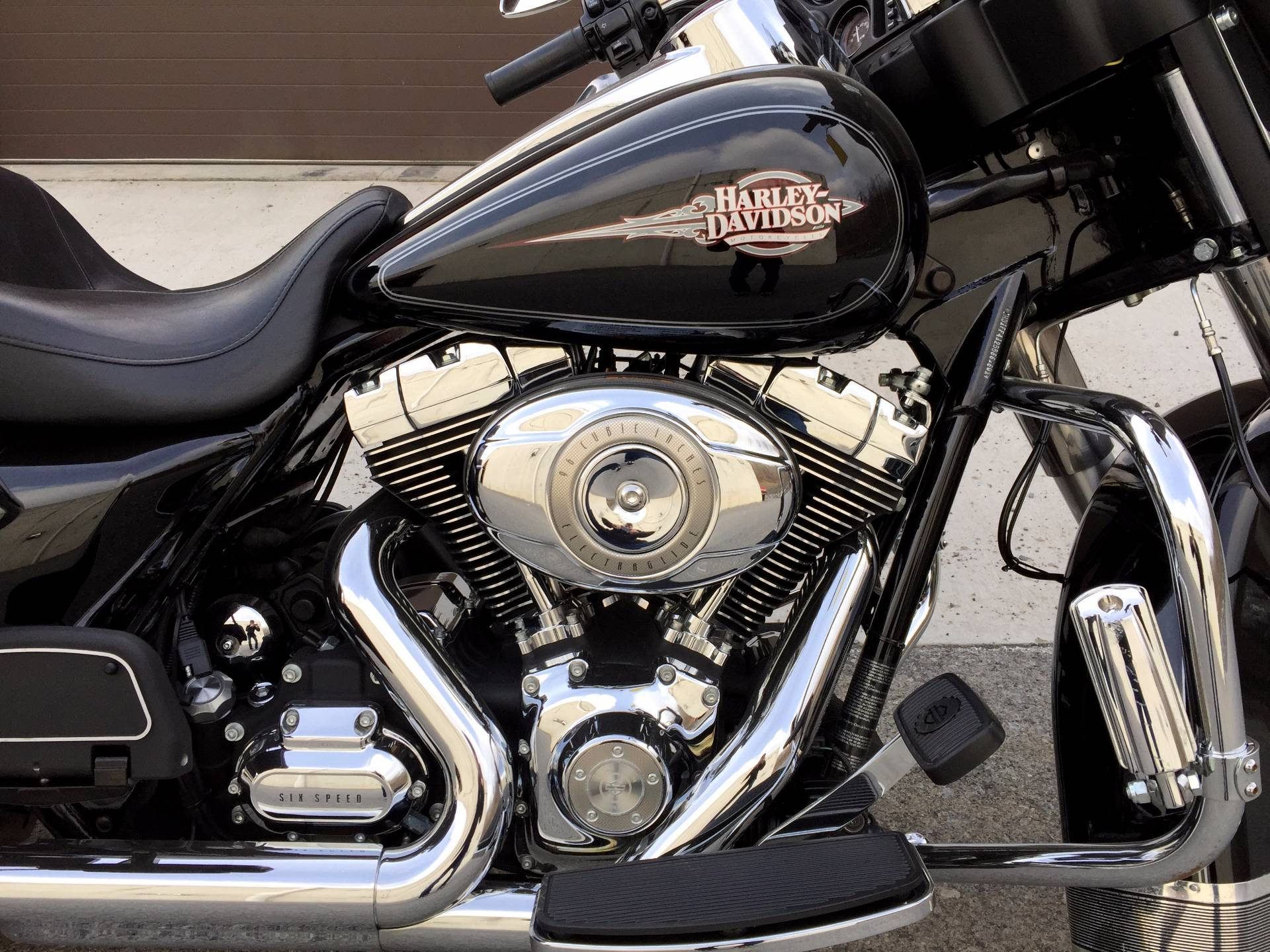 2011 Harley-Davidson Electra Glide® Classic in Tyrone, Pennsylvania