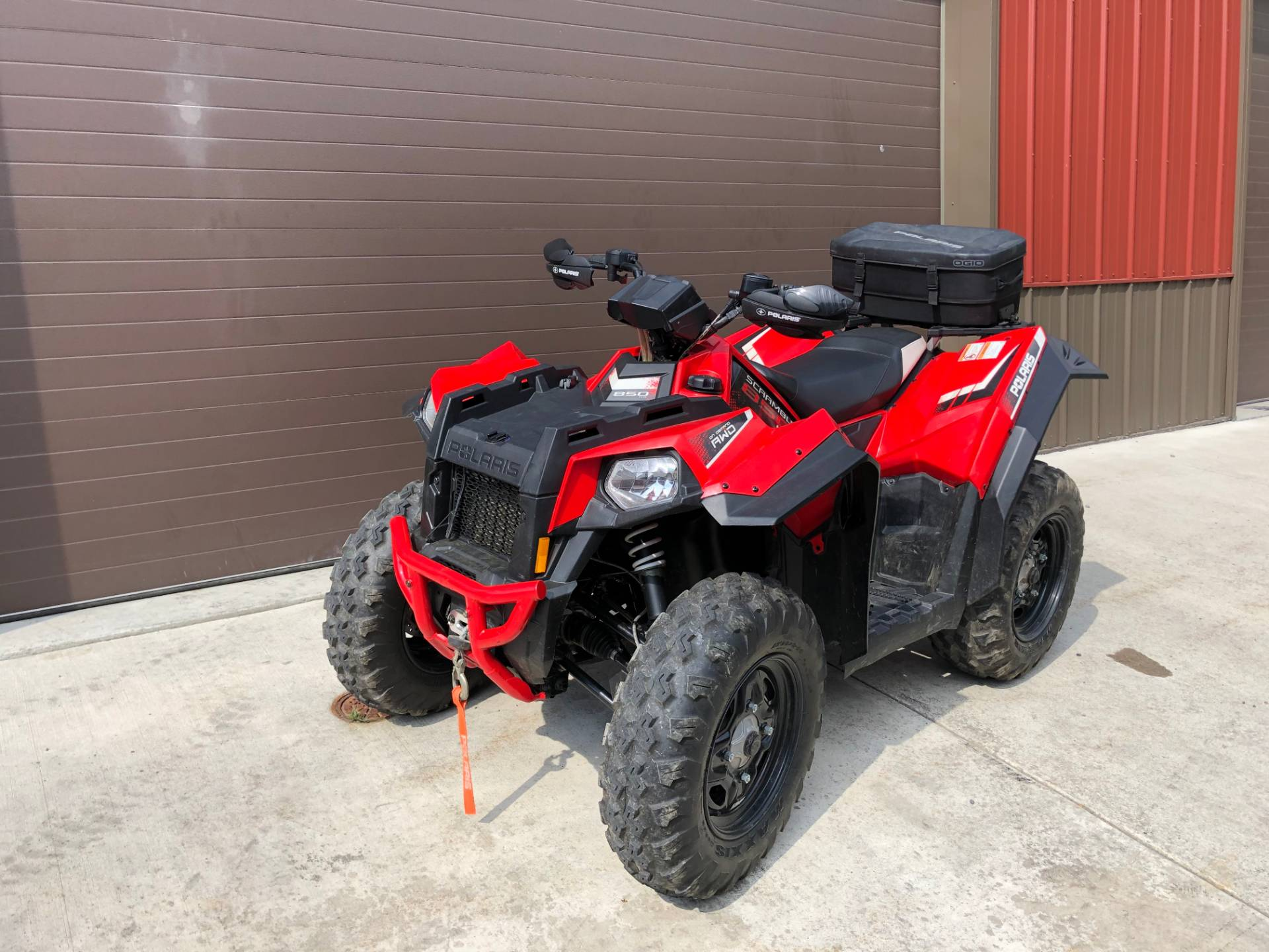 2015 Polaris Scrambler® 850 in Tyrone, Pennsylvania - Photo 3