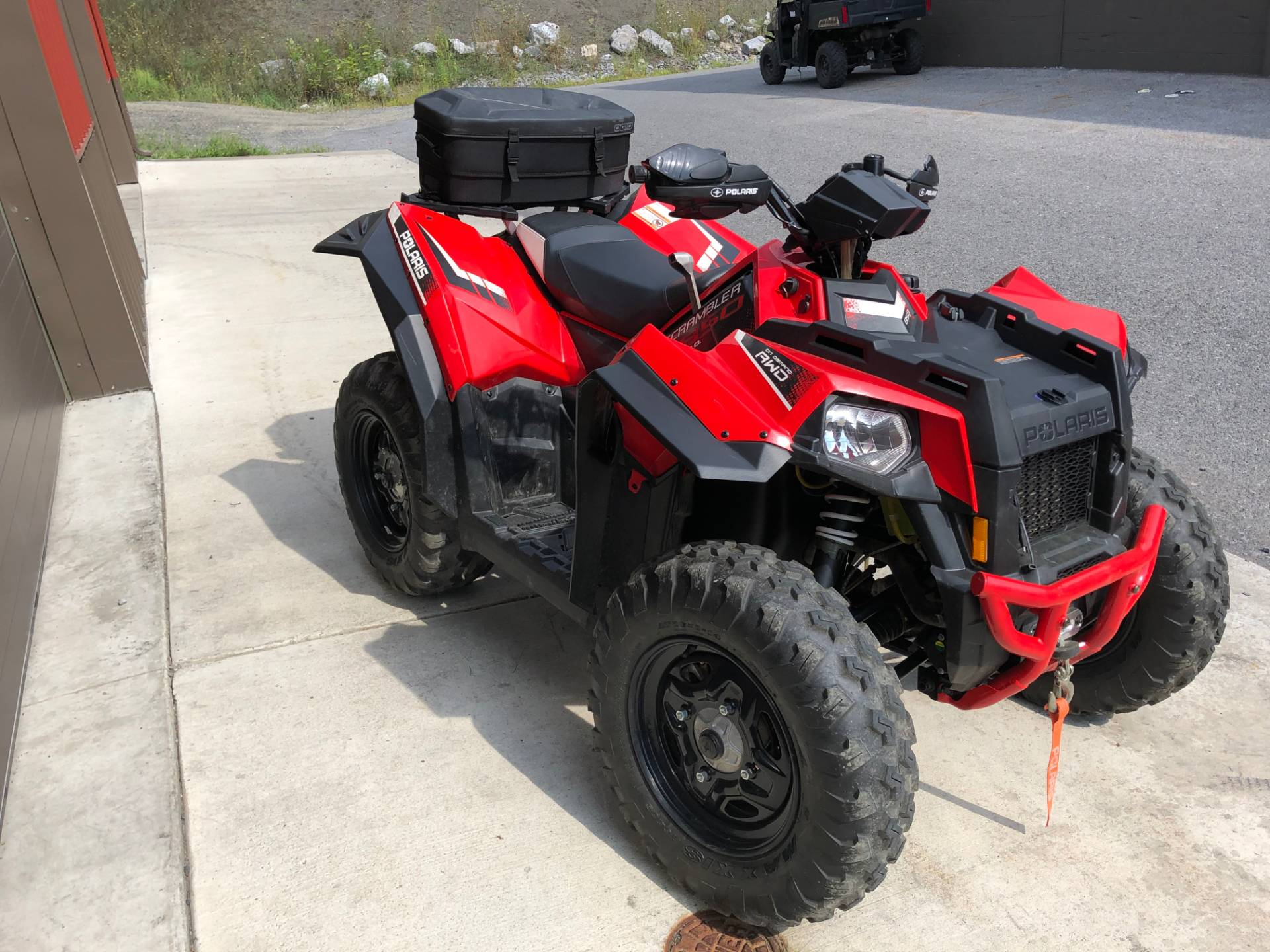 2015 Polaris Scrambler® 850 in Tyrone, Pennsylvania - Photo 5