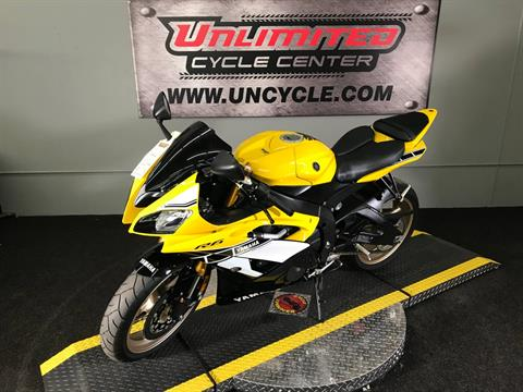 2016 Yamaha YZF-R6 in Tyrone, Pennsylvania - Photo 6