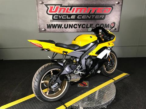 2016 Yamaha YZF-R6 in Tyrone, Pennsylvania - Photo 14