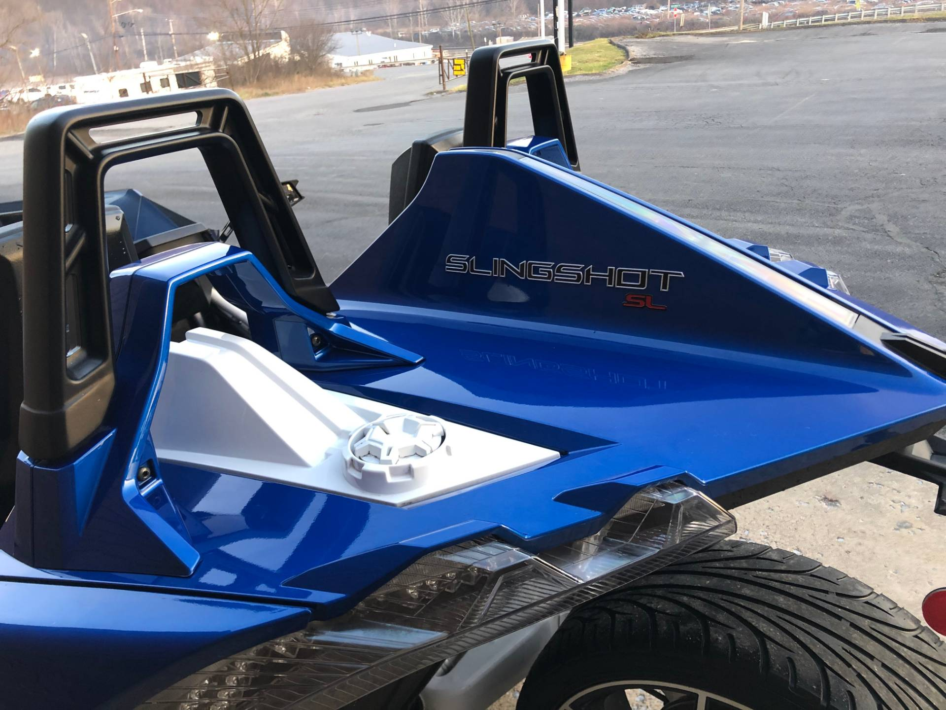2016 Slingshot Slingshot SL LE in Tyrone, Pennsylvania - Photo 11