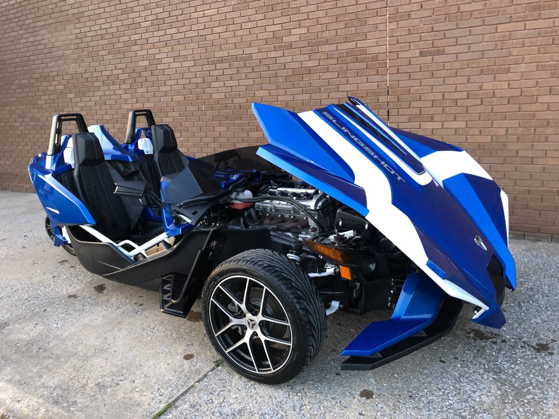 2016 Slingshot Slingshot SL LE in Tyrone, Pennsylvania - Photo 14