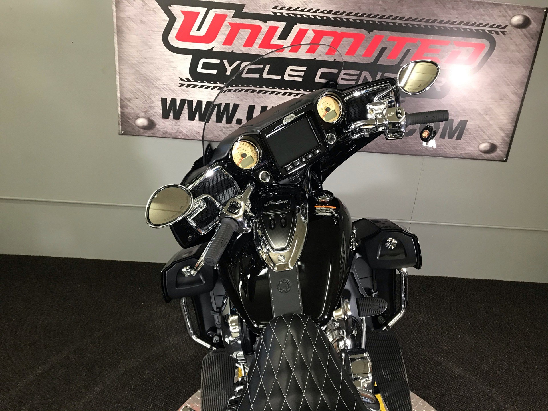 2019 Indian Roadmaster® ABS in Tyrone, Pennsylvania - Photo 12