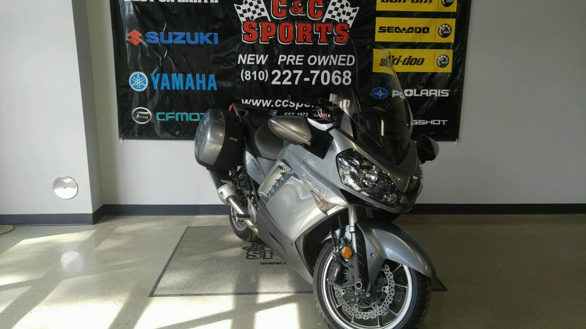 2008 Kawasaki Concours™ 14 in Brighton, Michigan