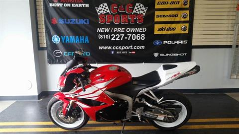 2012 Honda CBR®600RR ABS in Brighton, Michigan