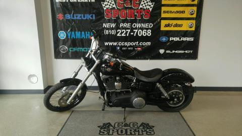 2014 Harley-Davidson Dyna® Wide Glide® in Brighton, Michigan