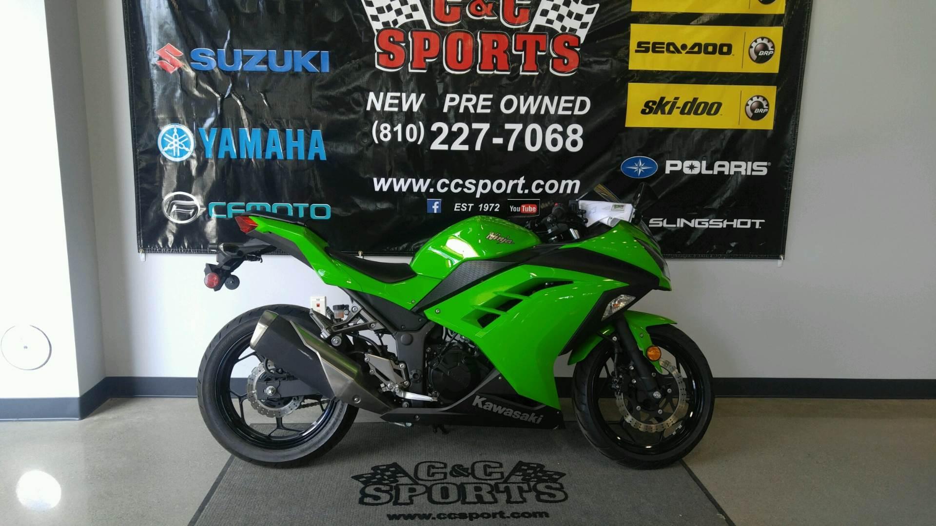 2015 Ninja 300