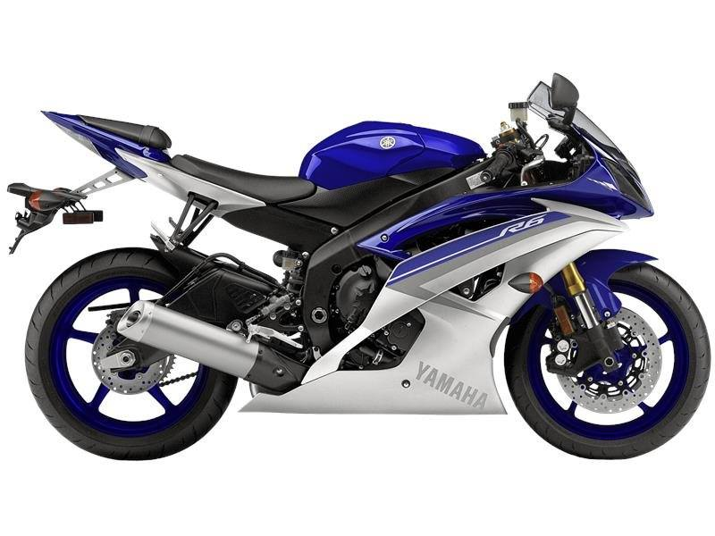2015 Yamaha YZF-R6 in Brighton, Michigan