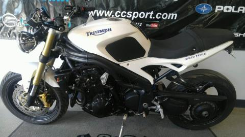 2007 Triumph Speed Triple in Brighton, Michigan