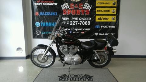 2007 Harley-Davidson Sportster 883 Custom in Brighton, Michigan